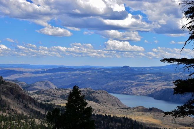 Kamloops Lake, B.C.